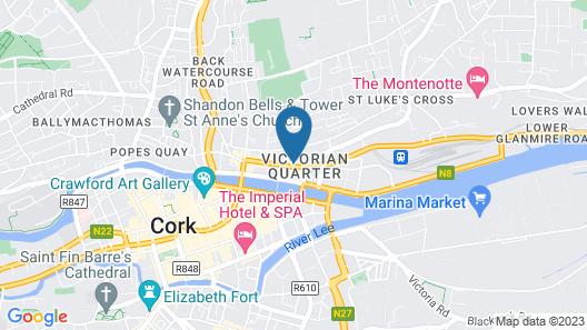 REZz Cork Map