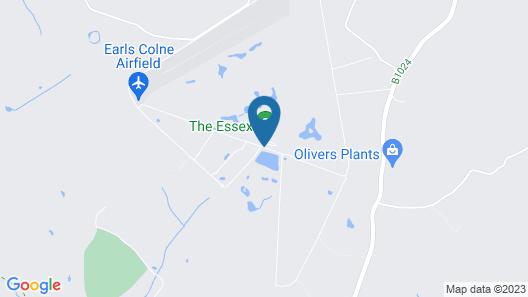 Essex Golf & Country Club Map