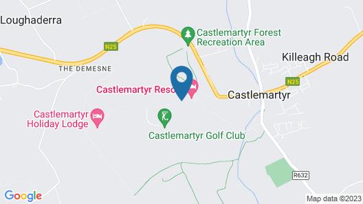 Castlemartyr Resort Map