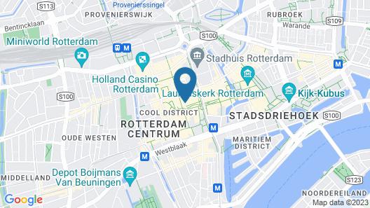 Urban Residences Map