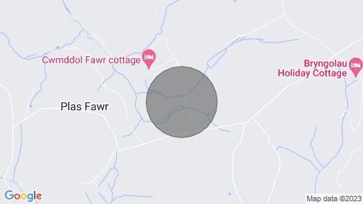 The Cottage, Brechfa, Carmarthen, Sleeps 4 Map