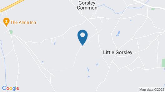 Darnells' Farm Luxury Glamping Map