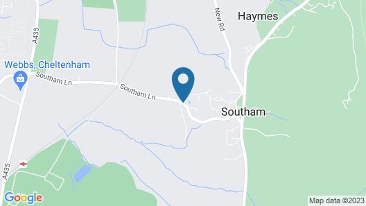 Ellenborough Park Map