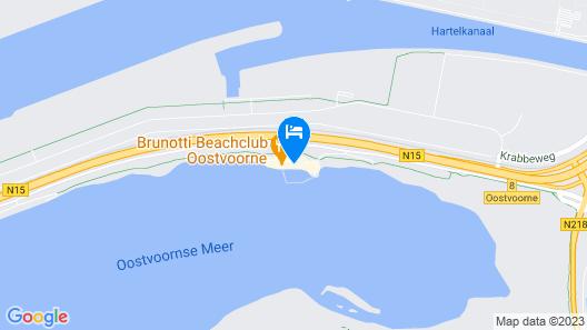 Beach Lodges Oostvoorne Map