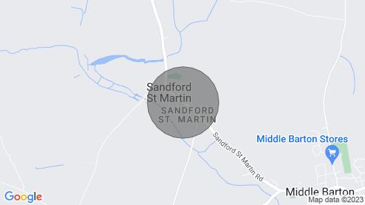 18th Century Cottage - 4 mins Soho Farmhouse Map