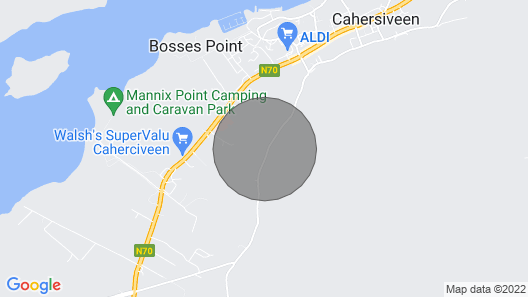 Holiday Home, Caherciveen Map