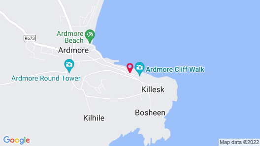 Cliff House Hotel Map