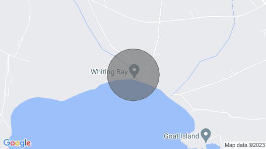 Villa Yeats. Stunning Beach Side Retreat. Ardmore Co. Waterford Sleeps 13 Map