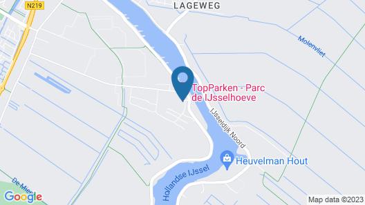 TopParken Parc de IJsselhoeve Map