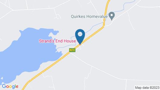 Strand's-End House B&B Map