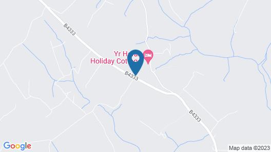 Yr Hafan  Map
