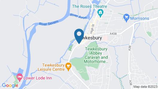 Jessop House Map