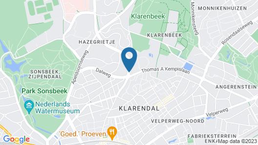 CityApartHotel - de Gruyter Map