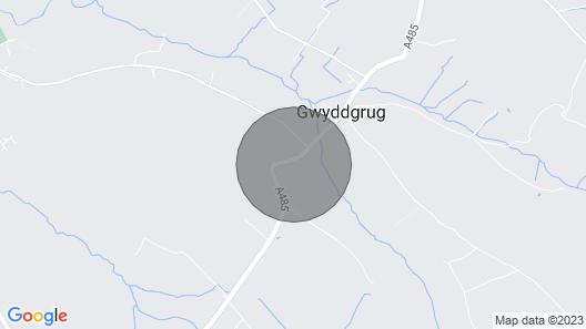 Gwynfryn Cottage Map