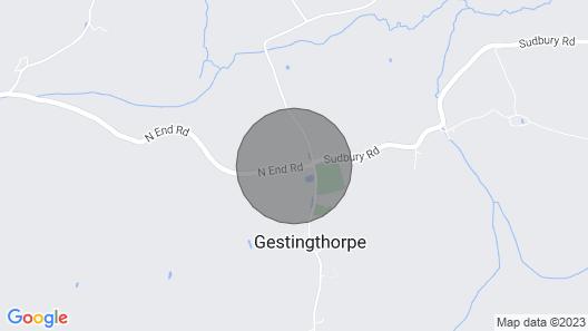 Pound Farm Annexe Map