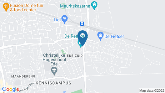 ReeHorst Map