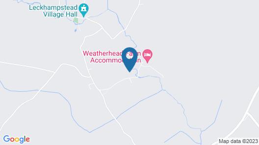 Shepherds Hut Map