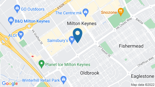 Cotels at 7Zero1 Map