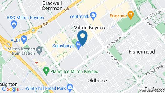 Vizion by ShortstayMK  Map