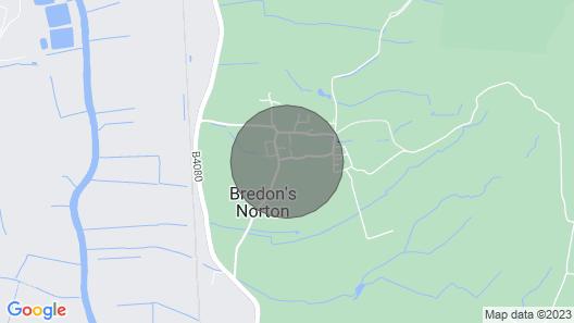 Cider Barn Cottage Map
