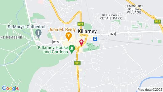 The Killarney Park Map