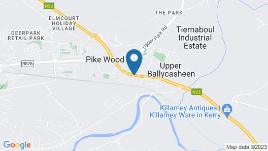 Killarney Heights Hotel Map