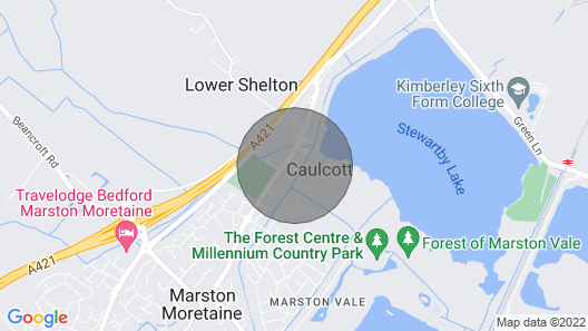 Lake View Map