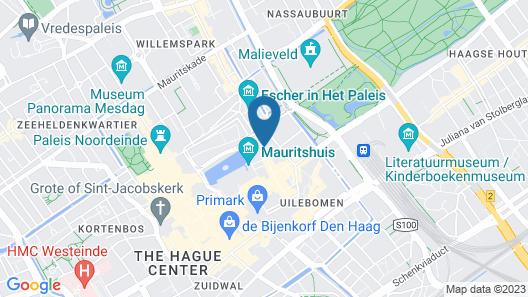 Het Kabinet Map