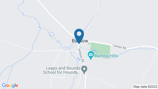 The Three Hills Map