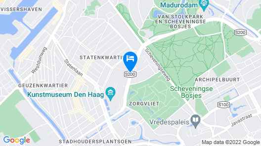 Novotel Den Haag World Forum Map