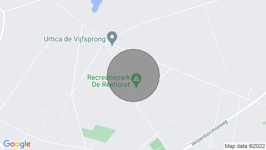 2 Bedroom Accommodation in Vorden Map