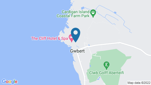 The Cliff Hotel & Spa Map