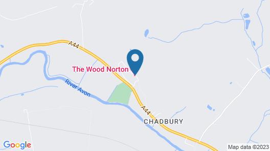 The Wood Norton Map