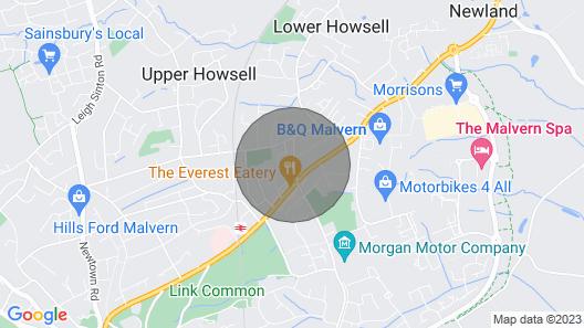Little Mornington Map