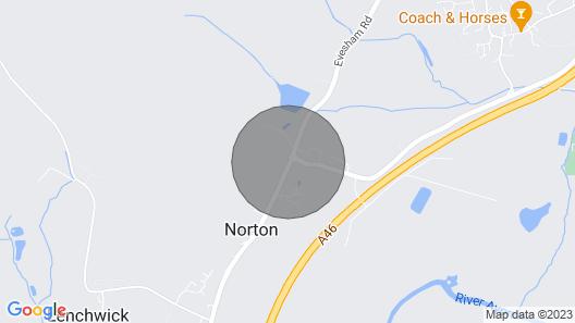 Norton Grange Map