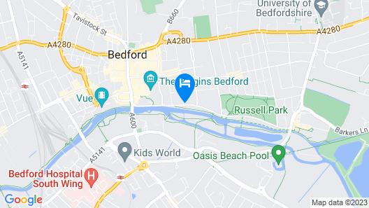 The Embankment Map