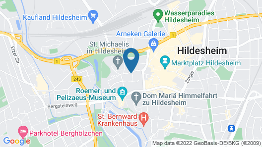Lülleken - Bed & Breakfast - GästeSuite Map