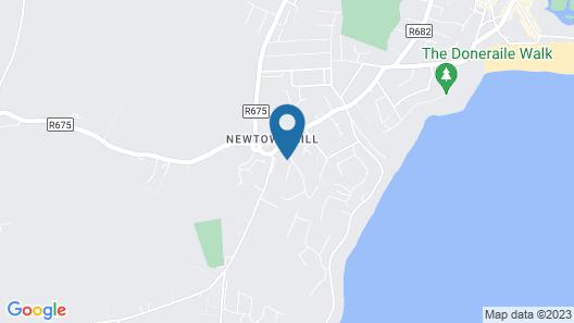 Fern Hill Guest House Map