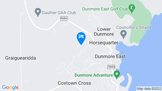 Glen Ard Holiday Home Map