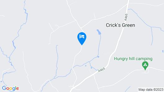 Durstone Cottages Map
