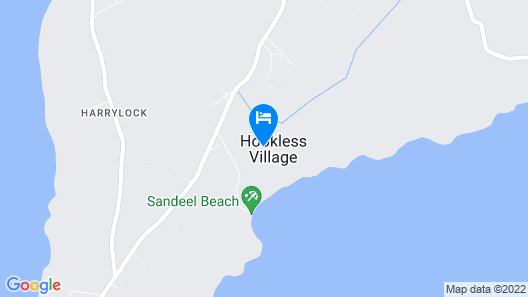 Hookless Holiday Homes Map
