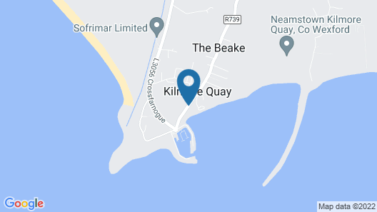 Coast Kilmore Quay Map