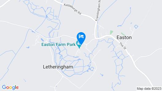 Easton Farm Park Map