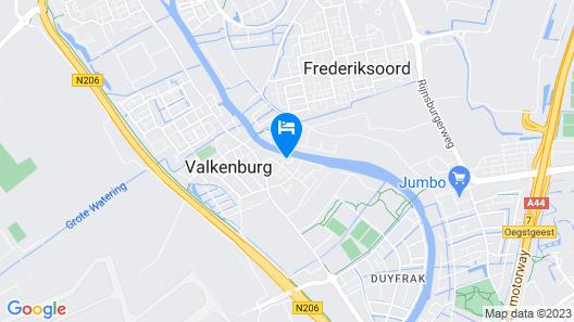 Herberg Welgelegen Map
