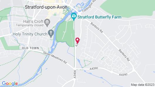 Avonpark House Map