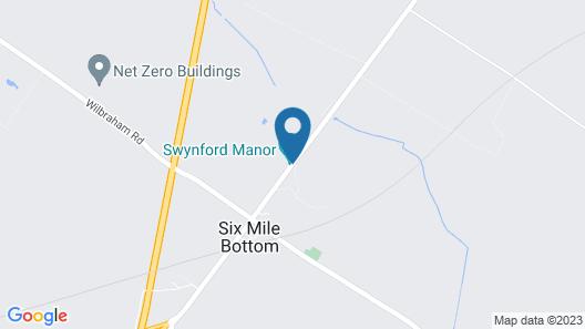 Paddocks House Map