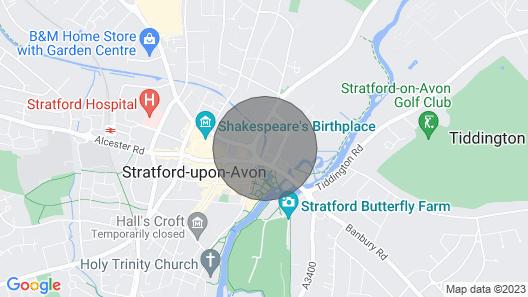 9 Bancroft Place Map