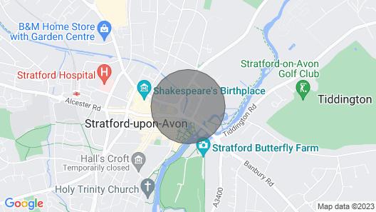 Bancroft Place Map