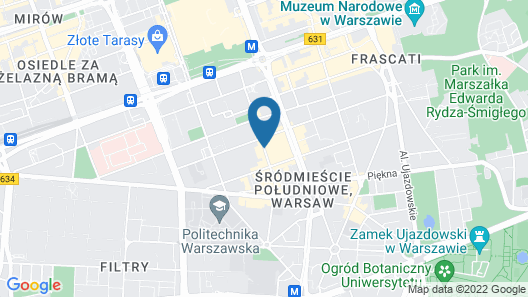 H15 Boutique Hotel Map