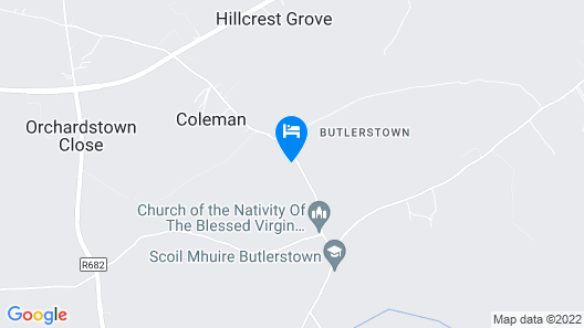 The Coach House Map